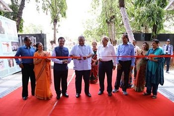 Inauguration Mithibai College New Entrance