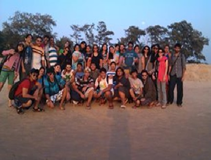 Educational Excursion to Alibaug